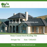 Colorful Stone Coated Steel Roofing Tile (Shingle Type)