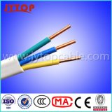300/500V PVC Insulated Flat Cable with Ce Certificate