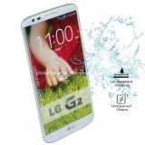 Oil Tesistant Coating Tempered Glass Phone Accessories for LG G2