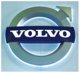 Acrylic Vacuum Forming Auto Dealer Car Logo
