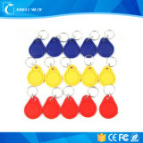 13.56MHz Waterproof Keyfob/Key Tag/ABS Keychain for Access Control