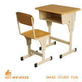 Adjust Middle Student Desk with Chair