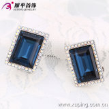 29139 Nice Fashion Elegant Square Crystal Jewelry Hoop Earring