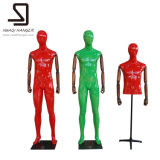 Male Mannequins with Wooden Arms, Mannequins for Boutique