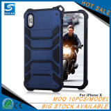 Heavy Duty Rugged Armor Cell Phone Case for iPhone X