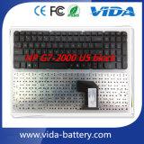 Laptop Keyboard for HP M6 G7-2000 2001 2025 2145 2240 Us Version