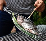 Grill Fish Baskets with Quality Netting and Welding