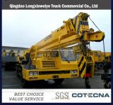 Qy50g Hydraulic Truck Telescopic Crane