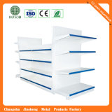 Durable Supermarket Display Rack with Back Holes