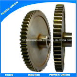 Steel CNC Machining Motorcycle Parts Transmission Gear