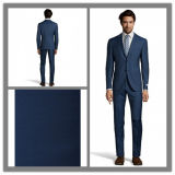 OEM Factory Price Customized Two Button Notch Lapel Men′s Cashmere Wool Slim Fit Trendy Suit