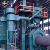 Steel Pipe Sand Blasting Machine for Cleaning & Sand Blasting Machine