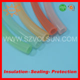 Electronic Grade Transparent Silicone Tubing