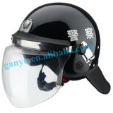 Police Equipment Europe Style Anti Riot Safety Helmet