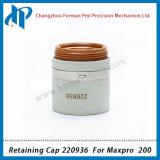 Retaining Cap 220936 for Maxpro 200 Plasma Cutting Torch Consumables