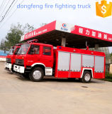 Dongfeng 4*2 Water Tank Fire Fighting Truck