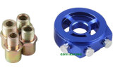 CNC Aluminum Universal Oil Temperature Filter Adapter Radiator