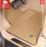Car Mats Flat Foot Loop Pile PP Fiber Carpet