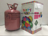 13.4L with 1.8map Disposable Helium Gas Cylinder for Balloon