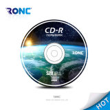 High Quality Compact Disc 52X Blank CD-R with OEM Brand