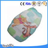Disposable Diaper with High Absorption in Factory Price