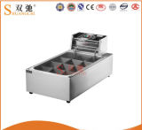 220-240V/50Hz Commercial Taiwanese Oden Machine Made in China