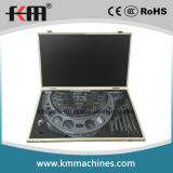 High Quality 150-300mm Outside Micrometers with Interchangeable Anvils