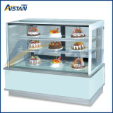 Cln1800 Commercial Dessert Display Case Cake Display Cooler/Fridge