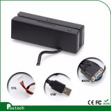 External Installation and RS232/USB Interface Supporting Aamva Msr100 Magnetic Stripe Card Reader