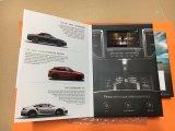 A5 Card Video Brochure