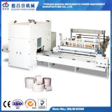 Passed Ce Certificate Full Auto High Speed Hotel Tissue Roll Converting Machine