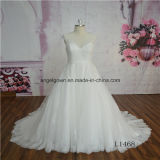 A-Line Lace High Quality Latest Wedding Dress