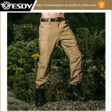 Outdoor Men′s Casual Hiking Camping Pants Tactical Commeter City Trousers