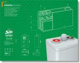 Sunbright Manufacture Opzv 2V490ah Gel Battery