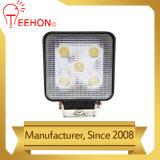 15W LED Work Light 3W Epsitar LEDs Light for Turcks