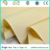 Soft PU Polyurethane Coated Beige 500d Oxford Cloth for Outdoor Tents Canopys
