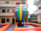 Big Advertising Inflatable Ground Balloon with Your Logo