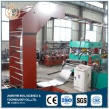 Supermarket Display Steel Shelf Storage Deck Panel Roll Forming Machine