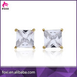 AAA Grade Zirconia Stud Earring for Women