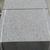 Natural Grey Granite Flamed Thick Tiles for Outdoor Pavings