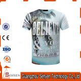 Unique Design Subliamtion T Shirt with Best 3D Printing