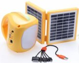off Grid Solar Home Lighting System with Panel and LED