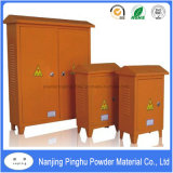 Orange Powder Coating for Power Distribution Cabinet