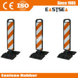 Rubber Base Plastic Delineator Panel for Traffic Safety