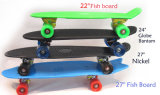22inch Mini PP Cruiser Fish Board Skateboard
