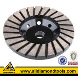 Gushi Turbo Cup Wheel Diamond Tools for Grinding