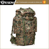 Outdoor Tactical Military Combat Waterproof Portable Fishing Camping Backpack