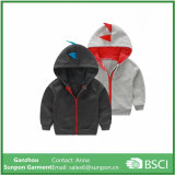 2017 New Softshell Jacket Kids Coat Active Hooded