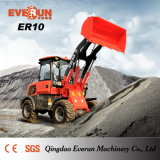 Everun Ce Approved 1.0ton China Small Wheel Loader