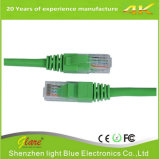 Factory Price Cat. 5e RJ45 Patch Cord Cable 2m